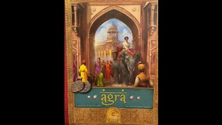 Agra Board Game Review