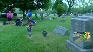 Unearthing the history of Buffalo in Concordia Cemetery