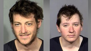 Las Vegas couple accused of killing victim from dating app