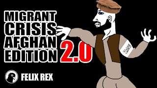 Migrant Crisis 2.0 INCOMING: Afghan Edition
