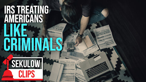 The IRS Will Use Your Expenses To Treat You Like A Criminal