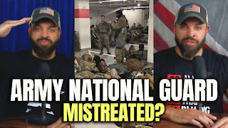 Army National Guard Mistreated?