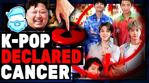 15 Years In Prison Work Camps For Listening To K-POP? It's True! K-pop Made Illegal!