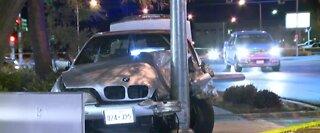 Police: Suspected DUI crash kills 1 on Boulder Highway near Tropicana