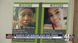 BIG Search generates tips, locates 2 teens