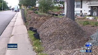 Neighbors hoping homeowner cleans Jefferson County yard