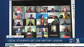 Local teachers hope students learn from Inauguration Day