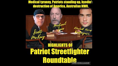 HIGHLIGHTS; SCOTT MCKAY, NINO RODRIGUEZ & MICHAEL JACO ROUND TABLE