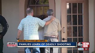 Investigation continues into deadly bank shooting in Sebring