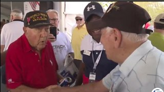 Military appreciation at Honda Classic