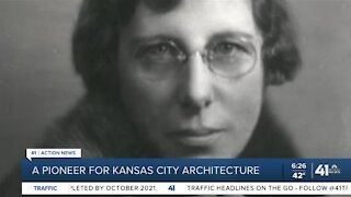 A pioneer for Kansas City architecture