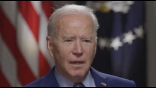 Watch How Biden Answers When Asked If He Knew About Giuliani Raid