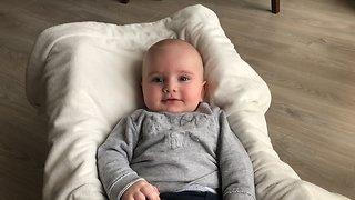 Baby Boy`s amazing reactions