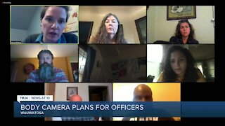 Wauwatosa Council expected to approve police body cameras