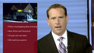 Milwaukee man killed in overnight shooting
