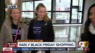 Early Black Friday shopping