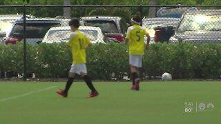 13th Annual Palm Beach Cup soccer tournament