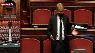 """""""DISCIPLINARE YOUTUBE COME SI FA CON LE TV PRIVATE""""- Malan in Senato per Byoblu"""