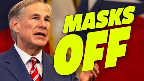 Which States Are Reopening And Rolling Back Mask Mandates?