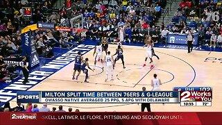 Shake Milton Previews Summer Camp, Talks NBA Journey