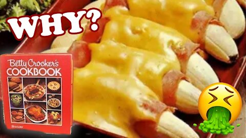10 Most DISGUSTING Foods Your Grandparents Actually Ate