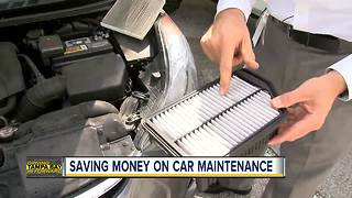 How to save money on car maintenance