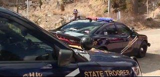 Nevada Highway Patrol release video from trooper shooting on Mount Charleston