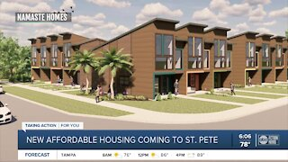 New affordable housing coming to south St. Petersburg