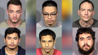 Henderson firefighter among 6 arrested in underage sex sting operation