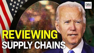 Biden Signs Executive Order to Review Critical Supply Chains   Epoch News   China Insider