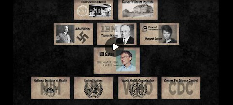 SHOCKING! Historian Exposes Bill Gates' Ties To Contolled Opposition NAZIs & More