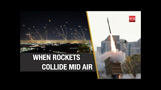How Israel defends itself from Palestinian rockets