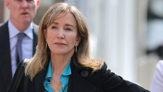 Felicity Huffman Pleads Guilty For Being Involved In College Scam