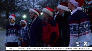 Boys Town kicks off holiday season with drive-thru event