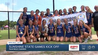 14th annual Sunshine State Games held in Palm Beach Gardens