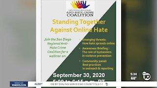 Open forum on how hate speech spreads