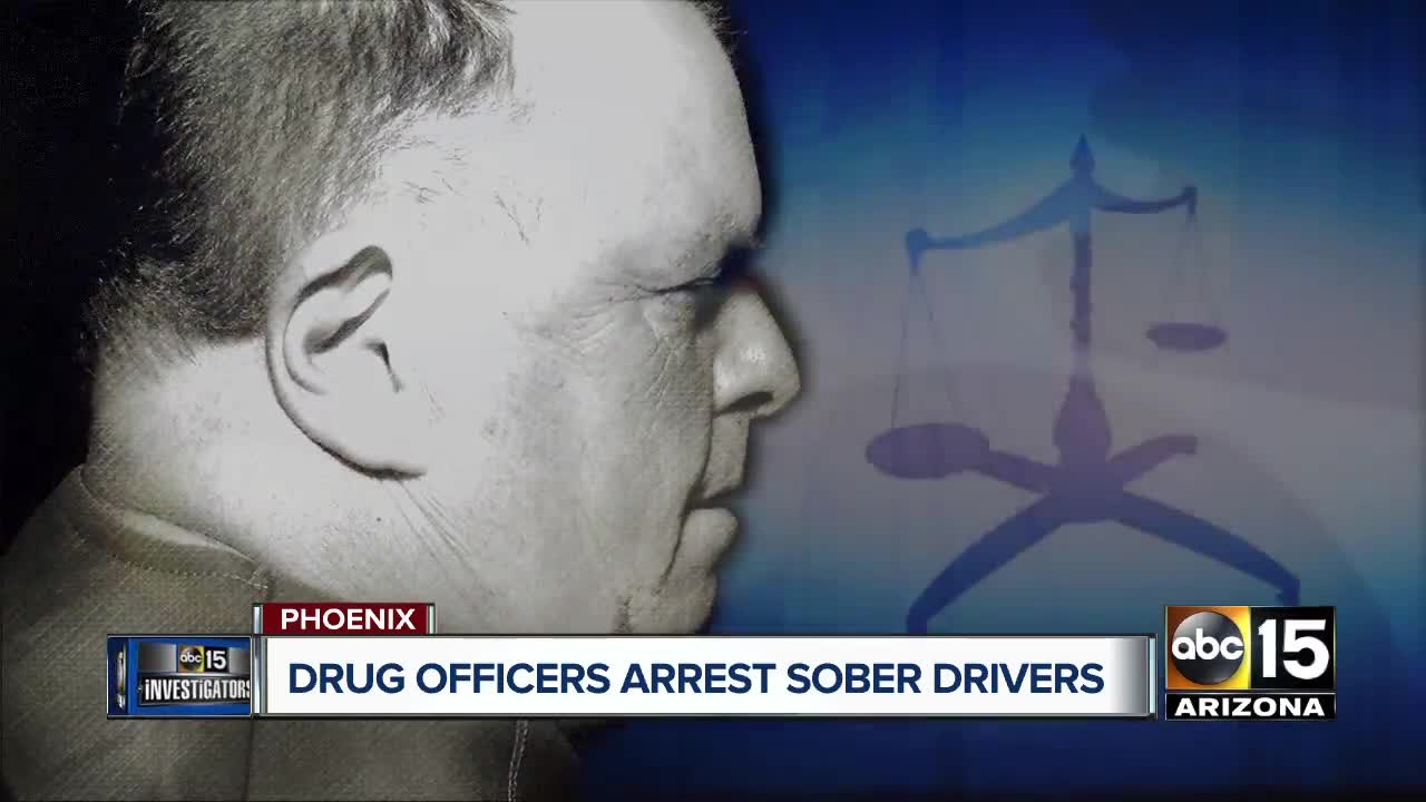 Valley man recounts sober DUI arrest frustrations