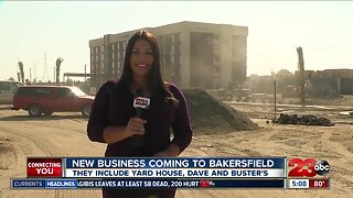 New businesses coming to Bakersfield