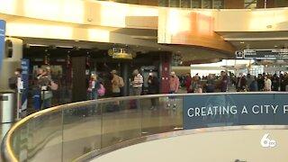 Boise Airport, TSA officials prepared for busy travel season