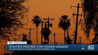Arizona utilities prepare for higher demand