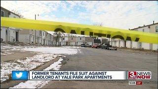 Former Yale Park tenants file lawsuit against landlord
