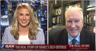 The Real Story - OAN Israel's Self-Defense with Doug Wead