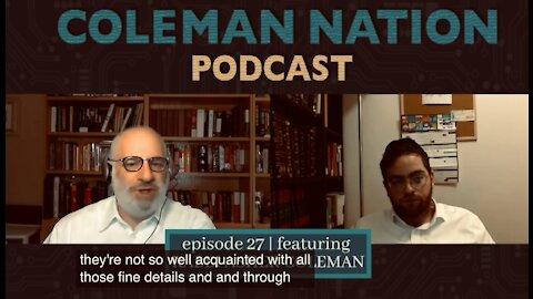 Episode 27 Excerpt - Rabbi Asher Coleman on Yom Kippur