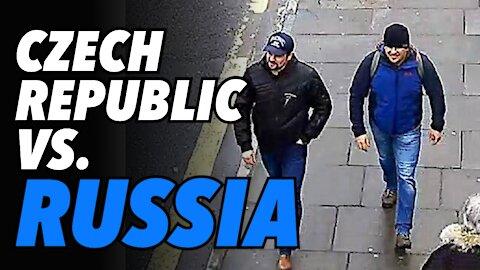 Czech Republic vs. Russia: The New Cold War deepens
