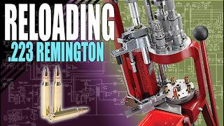 Reloading 223 Remington Start to Finish.