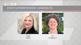 Kerr, Underly make final push before critical Wisconsin state superintendent race