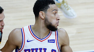 Ben Simmons Gets TRASHED On Social Media For Passing On A WIDE Open Dunk In Final Minutes Of Game 7
