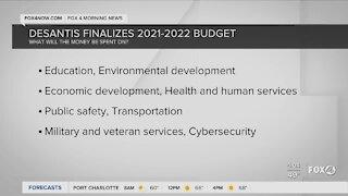 Florida lawmakers to go over DeSantis budget plan