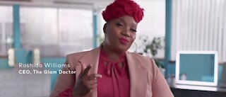 Local business owner breaks barriers in new Mastercard commercial with Jennifer Hudson