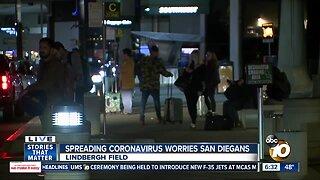San Diegans preparing for potential coronavirus outbreak